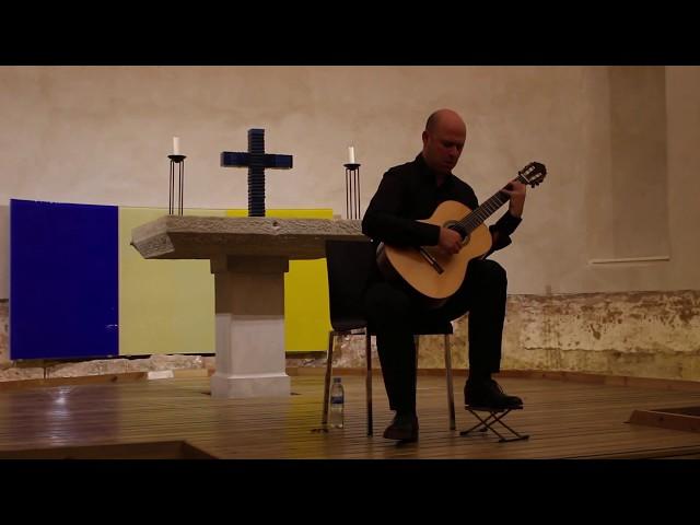 Philippe Mouratoglou interpreta Ferran Sor