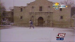Weather 101: Rare 1985 San Antonio snow storm