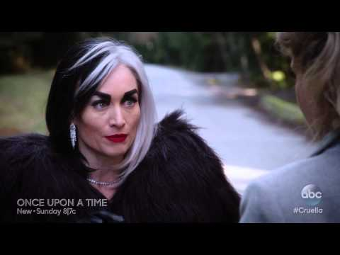 Cruella vs. Maleficent  Once Upon A Time