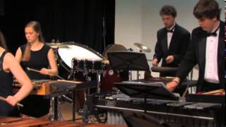 The Dreamers of Dreams - Performed by Mt. Lebanon Percussion