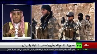 سوريا.. تقدم للجيش وتصعيد لأنقرة والرياض