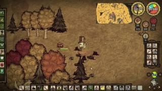 Don't Starve   Reign of Giants   S1E47   Wolfgang   Wielki wyrąb lasu