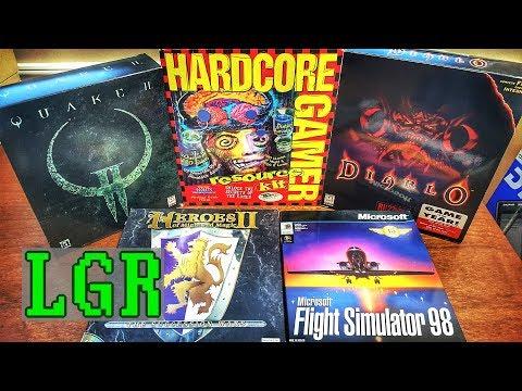 LGR - 1998 Hardcore Gamer Resource Kit for PC