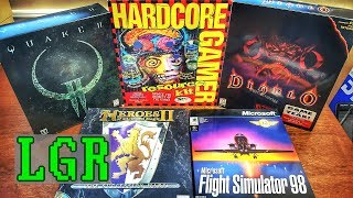 LGR - 1998 Hardcore Gamer Resource Kit for PC