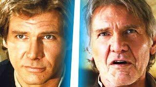 20 Актёров Звёздных Войн Вчера и Сегодня!