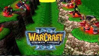 Warcraft 3 озвучка: шеф из Кухни, Гендальф и Горлум