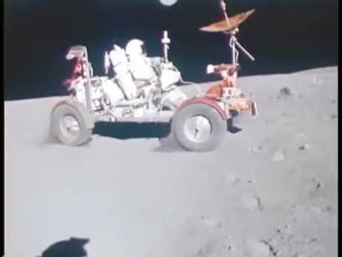 მთვარის როვერი  Lunar Rover  Лунный ровер  video  6