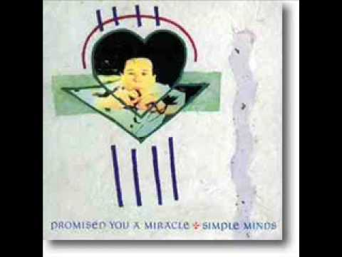 Simple Minds Promised You a Miracle Special Remix