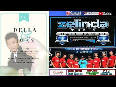 Live Streaming Om. Zelinda Music // BLS Audio Sound // HVS SRAGEN Part II (Siang)