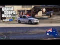 GTA V - LSPDFR Australia LIVE - NSWPF VEII Omega Grapeseed Patrol (Play GTA 5 as a cop!)