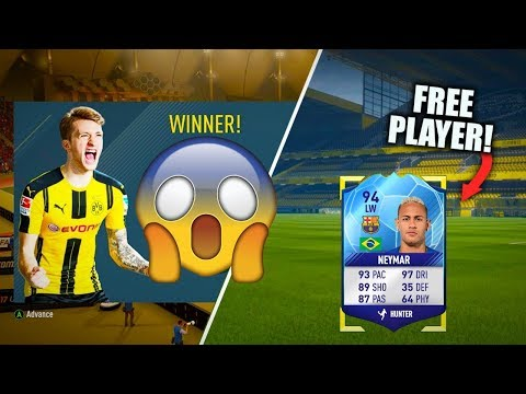 WALKOUT! FREE SPECIAL CARD DKT! GUARANTEED TEAM OF THE TOURNAMENTS PLAYER IN A PACK!