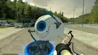 The REAL ending to Portal