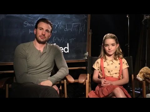 Chris Evans and Mckenna Grace - Q&A (Facebook Live)