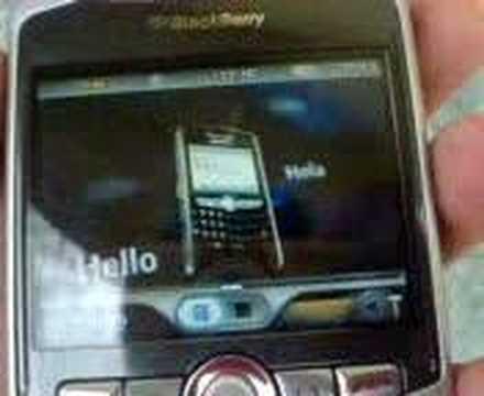 Blackberry 8300 Daytona