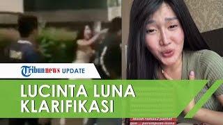 VIRAL Lucinta Luna Dilecehkan Seorang Lelaki, Langsung Pukul dan Jambak Pelaku