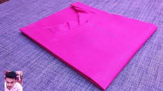 Simple Suit Stitching - Choti Magar Moti Bathe - #14