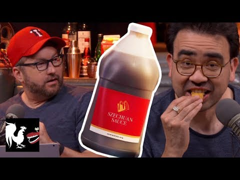 RT Podcast #450 - Szechuan Sauce Taste Test | Rooster Teeth