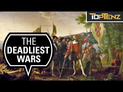 10 of History's Deadliest Wars
