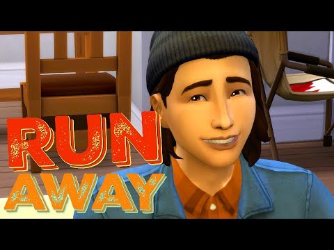 A REAL BOY - The Sims 4 Runaway Teen Challenge | Episode 17 thumbnail