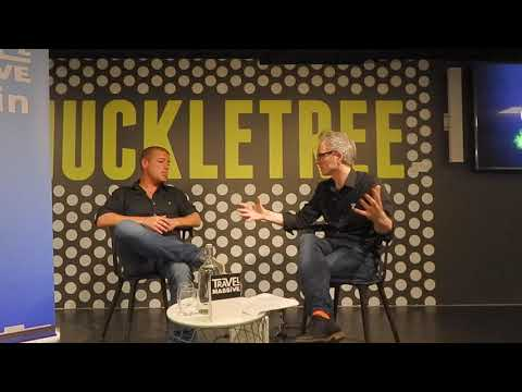 Keith McDonnell, Daytours Ireland interview at Travel Massive Ireland - Unravel Travel TV