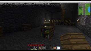 How to play Minetest #115: Hogwarts #38- Library Floorplan