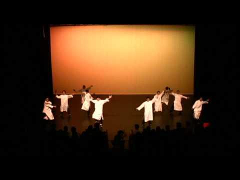 Pan-Asian Dance Troupe: Winston's Iron Fan