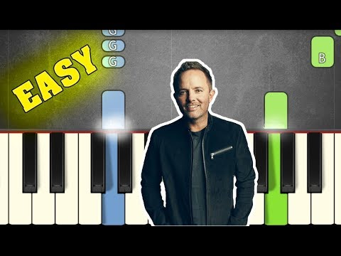 How Great Is Our God - Chris Tomlin | EASY PIANO TUTORIAL by Betacustic
