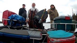 Трое в лодке, не считая собаки.
