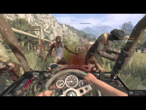 Dying Light: The Following Game Review