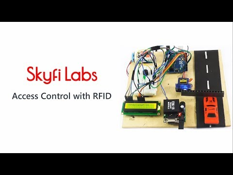 Access Control with RFID Project - Online Course