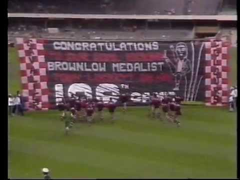 Plugger - Tony Lockett - St Kilda Saints - AFL Documentary