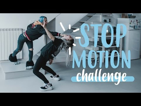 STOP MOTION CHALLENGE