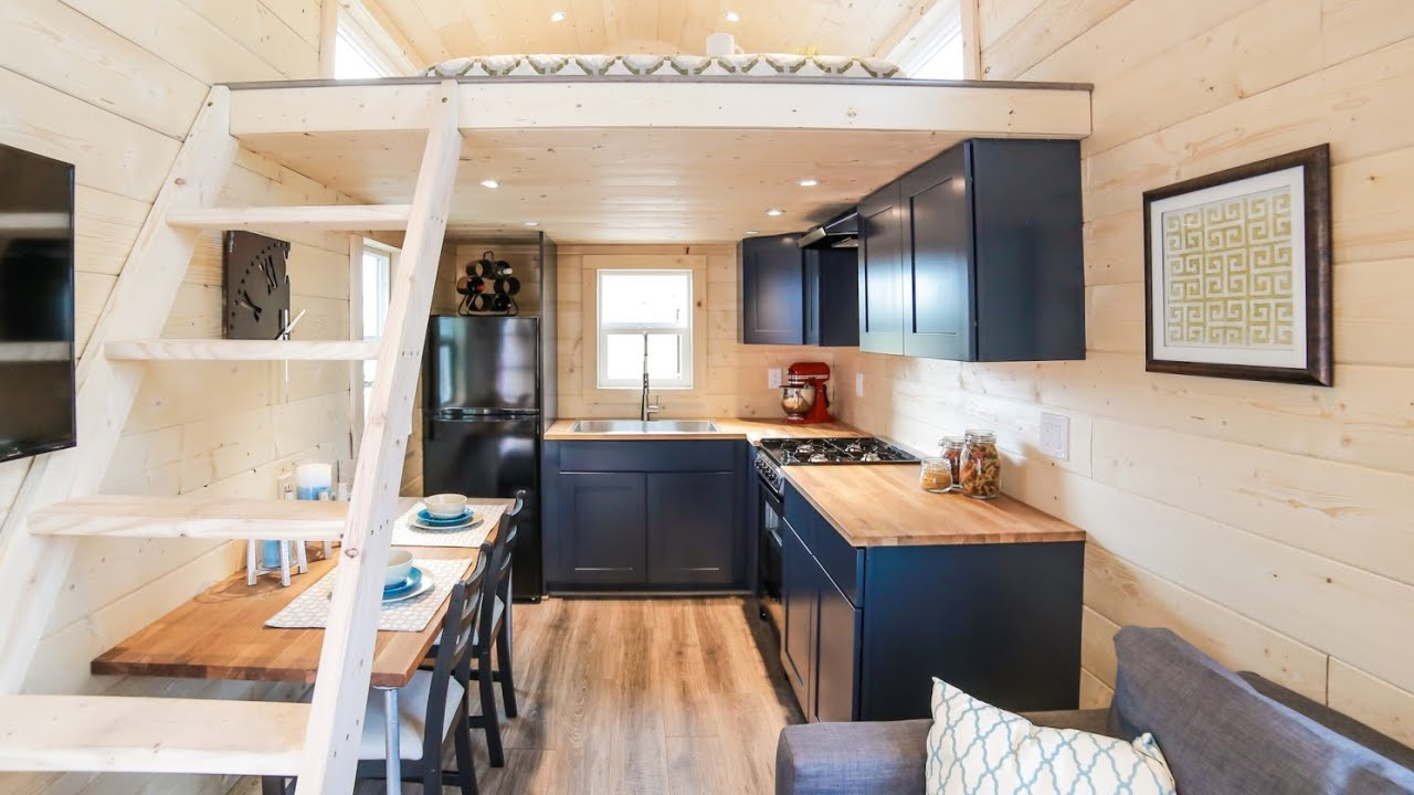 29 Best Tiny Houses Design Ideas for Small Homes YouTube