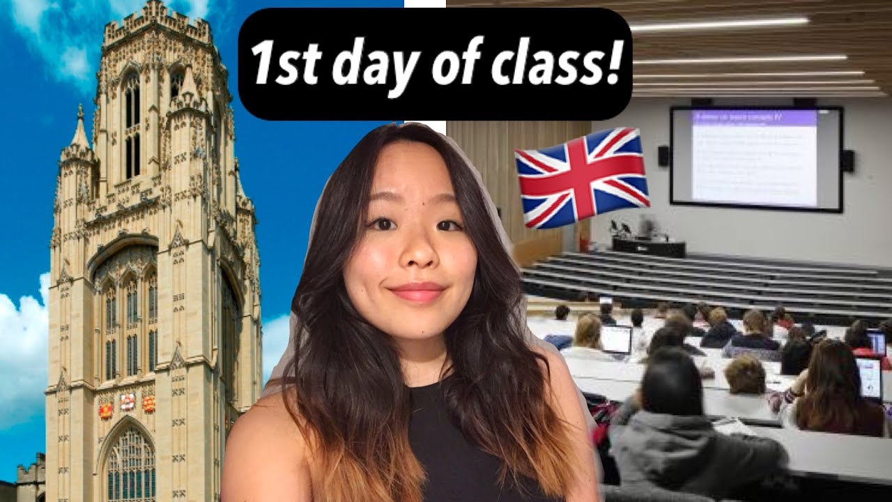 Download ✩ My first day of uni in England   Study Abroad UK 🇬🇧 Bristol University