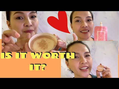 TRUTH about ELLANA MINERAL COSMETICS || ACTUAL WEAR TEST || #IamLoraine