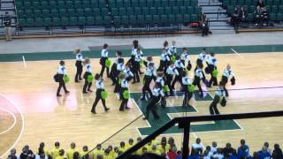 Atomic Pom - Encore Performance; Mid American Pom Collegiate Champ 2013
