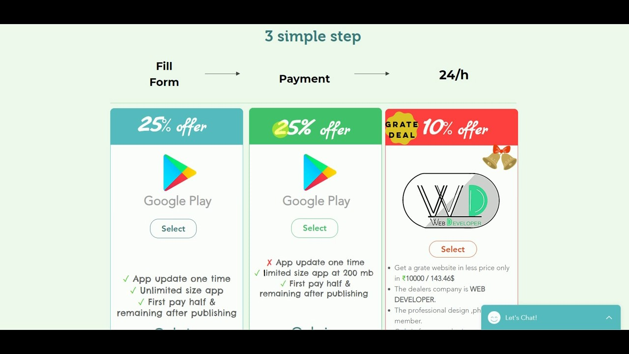 publish app in google play store for free 😲