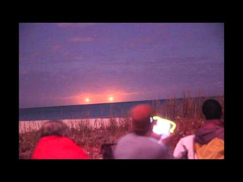 Steven Greer CE-5 UFO Sighting:  Vero Beach FL  February, 2015