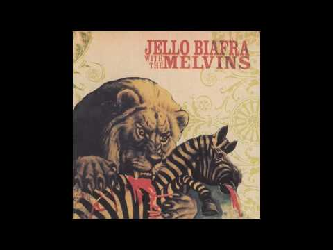 Jello Biafra with The Melvins - Never Breathe What You Can't See - 06 - Caped Crusader