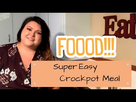 EASY CROCKPOT MEAL//CUBE STEAK//IN THE KITCHEN WITH KELSEY