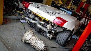 My Cheap Lamborghini Runs Like CRAP (But That DOESN'T Matter) | BIG UPDATE