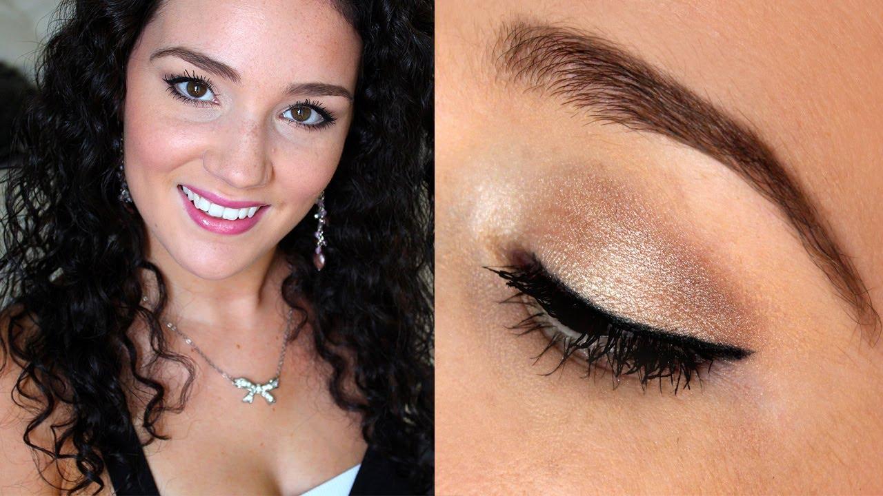 c3ca8beb85f How to Apply Eyeliner (Liquid & Gel) | Back to Basics - YouTube