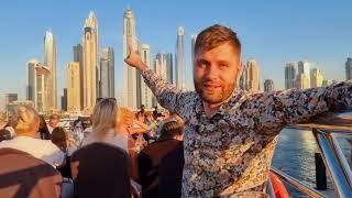 Дубай 2021 Колесо обозрения Сафари Круиз Марина часть 2 Такого никогда не было
