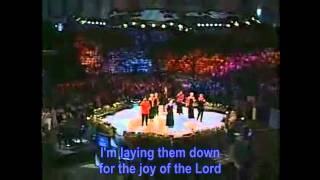 Women of Faith - I'm Trading My Sorrows (Re-posted with lyrics by Frankie Toh)