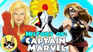 Ms marvel danvers Carol