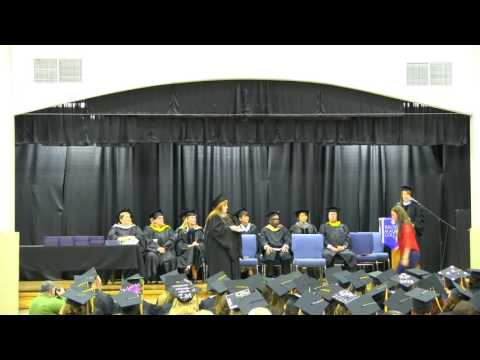 Brown Mackie College of Salina: Fall 2015 Graduation