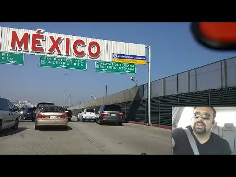 Drive to Mexico Because of Douchebag Tenants