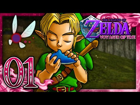 The Legend of Zelda: Voyager of Time - Part 1 - Summoned