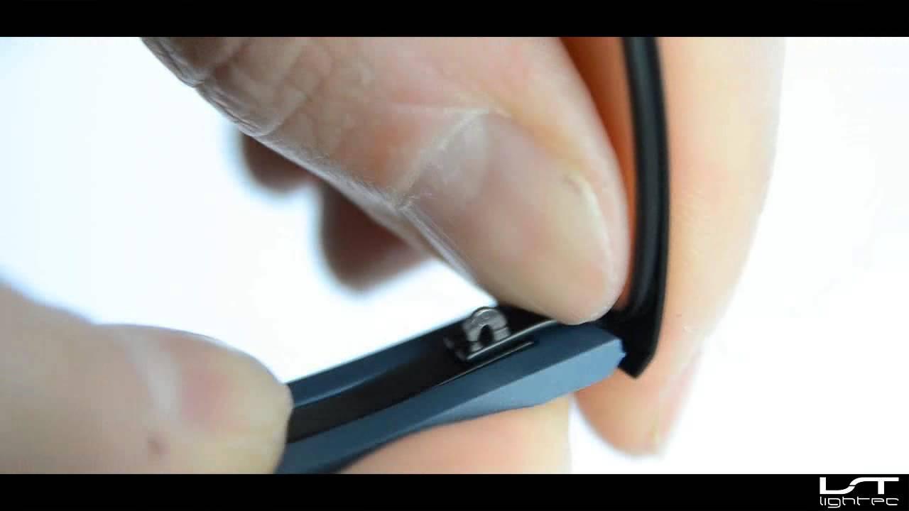 2c0e82ee1910 Morel Gafas LIGHTEC Alpha Mounting - YouTube
