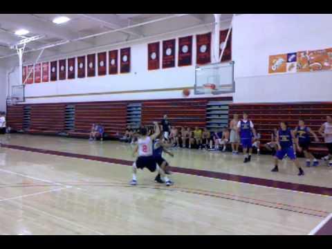 David Yee shuts the Susquehanna gym down